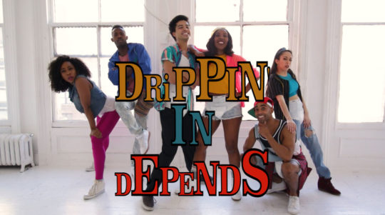 Drippin' in Depends