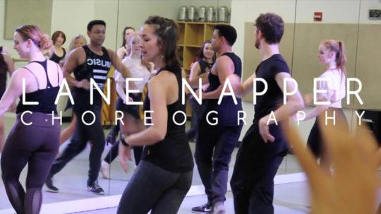 BDC - Lane Napper Choreography
